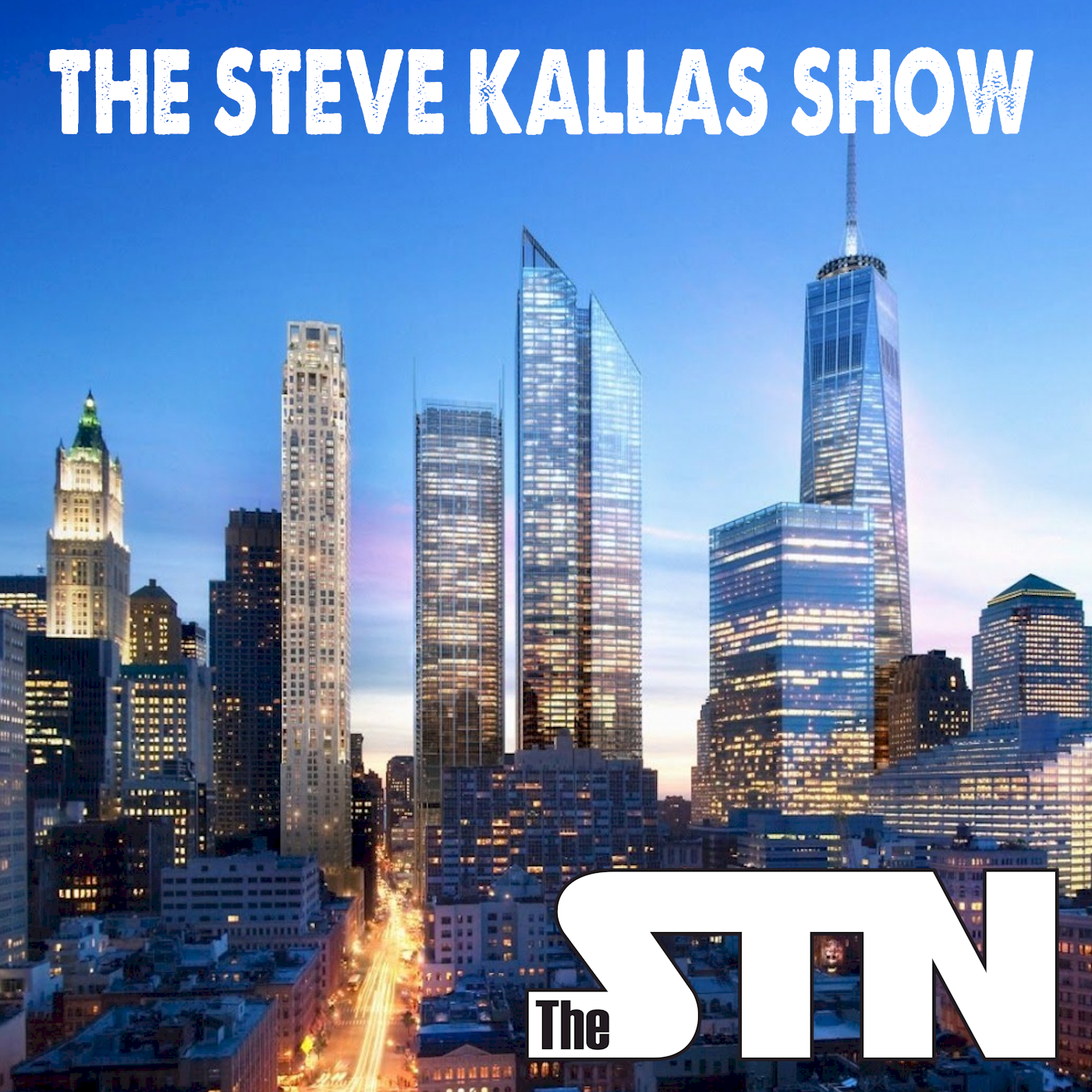 TheSTN presents The Steve Kallas Show